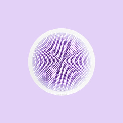 Electric Cleansing Brush - Purple