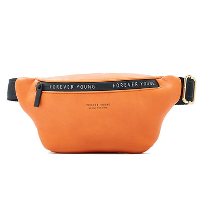 Women Fanny Pack - Orange