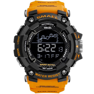 Mens Watches - Orange
