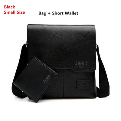 Business Bags For Men - S-Black 1505-W002