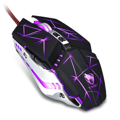 Gaming Mouse - Star Black