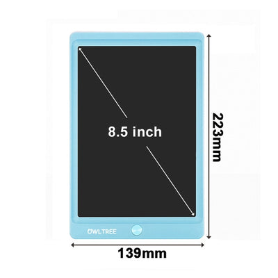 LCD Writing Tablet - 8.5 inch Blue