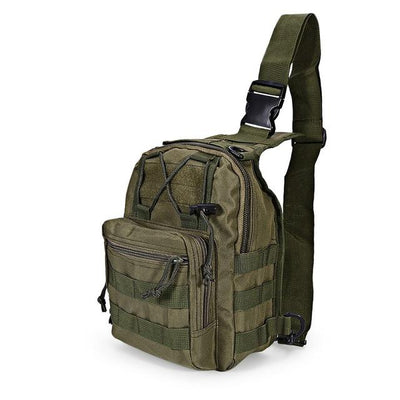 tactical sling bag - Army Green