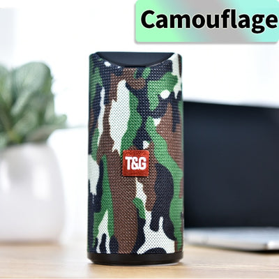 Portable Bluetooth Speaker - Army Green