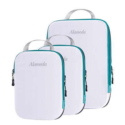Packing Cubes - White-3pcs