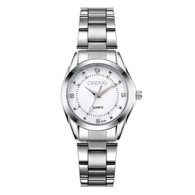 Women's Watches - White Dial