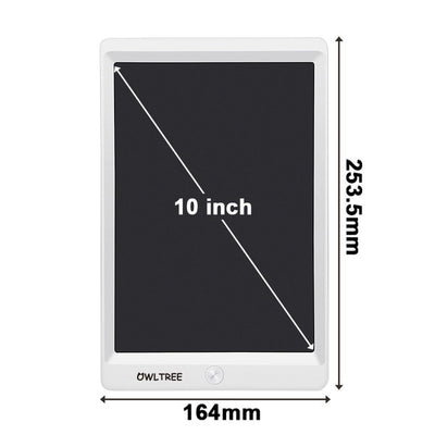 LCD Writing Tablet - 10 inch White