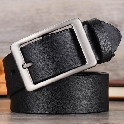 Belts for men - ZFFF Black 3.8CM / 90CM