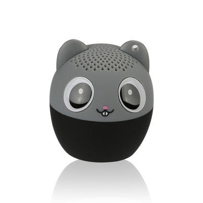 Bluetooth Speaker - Grey Mouse