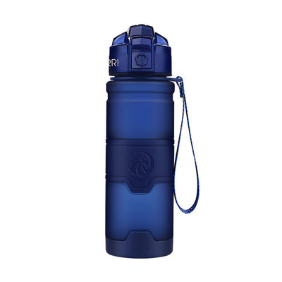 Plastic Water Bottles - 400ml / drak blue