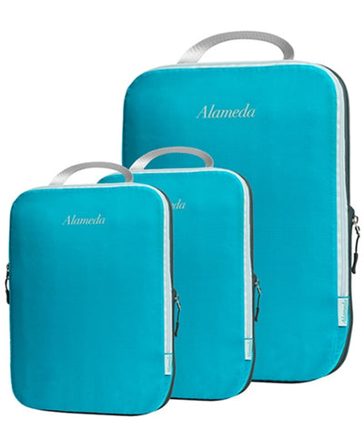 Packing Cubes - Blue-3pcs