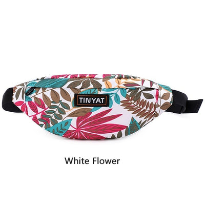 Waist Pack - white waist pouch / China