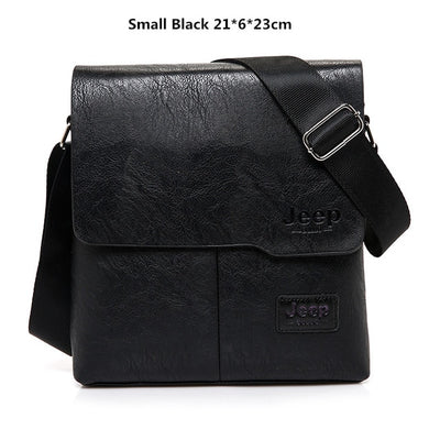 Business Bags For Men - Small Black