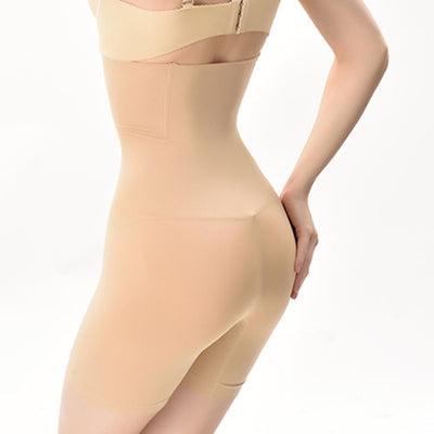 High Waist Slimming Body Shaper - as pic1 / S