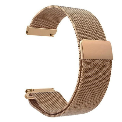 wristband - Rose Gold / 22mm gear S3