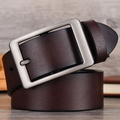 Belts for men - ZFFF Coffee 3.8CM / 90CM