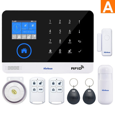 Home Security Alarm Systems - Set A