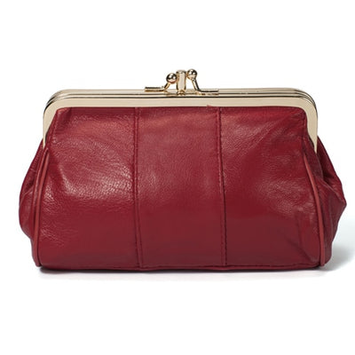 Wallets for women - red