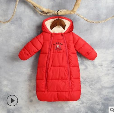 Baby Sleeping Bag - red / 3M