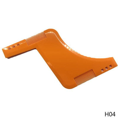 S1P Beard Shaper - 04  orange