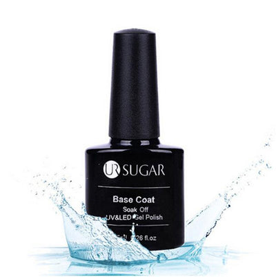 UV Gel Polish Lacquer Varnish Manicure - Base Coat