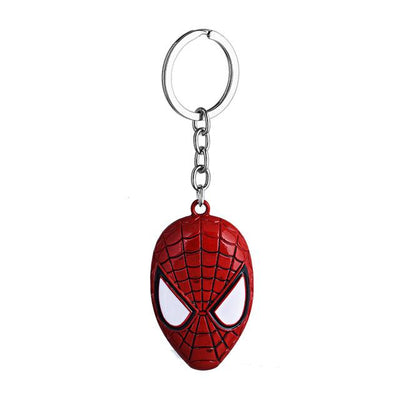 Superhero Key Holder - Spiderman Red