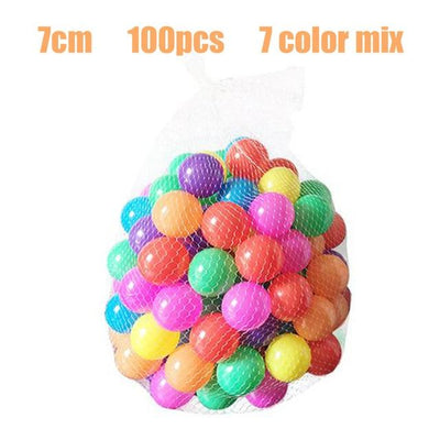 Ball For Playpen - 7cm Candy 100 pcs