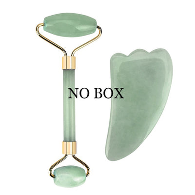Face Lift Massager - Green no box