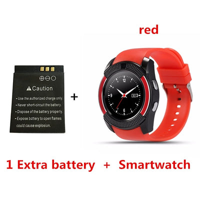 Touch Screen Smart Watch - add one battery