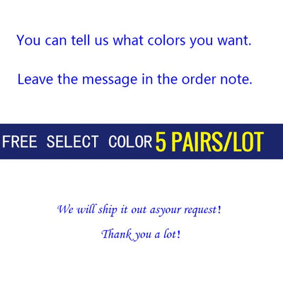 Men Socks - Free choice 5pair / Eu39-43 Us6.5-9