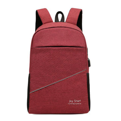 Backpacks for Men - Red Casual Backpack