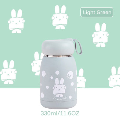 Thermos Flask - 330ML / Light Green