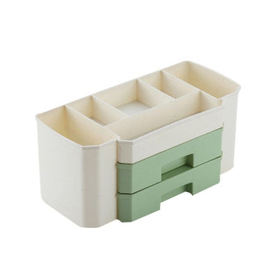 Makeup Organizer - Green A