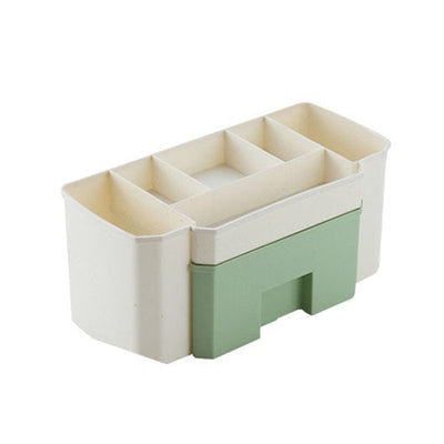 Makeup Organizer - Green B