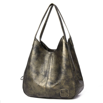 Women Shoulder Bag - Bronze / (30cm<Max Length<50cm)