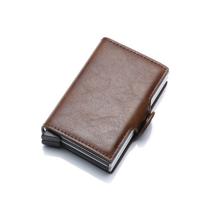 Mens Wallet - Coffee