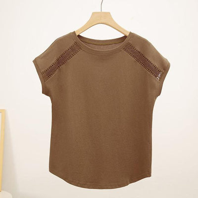 Blouses For Women - Coffee / M