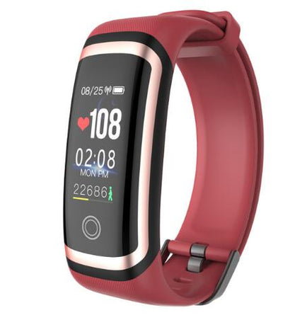 Smart Watch - gold red