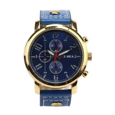 Casual Military Sports Watch - Blue