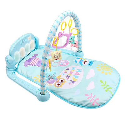 Baby Play Mat - Blue