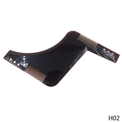 S1P Beard Shaper - 02  black brown