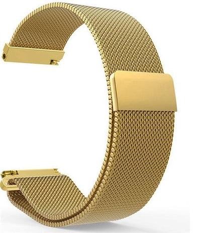 wristband - Gold / 22mm gear S3