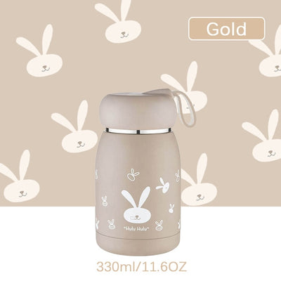 Thermos Flask - 330ML / Gold