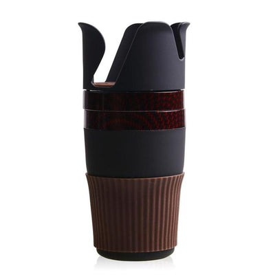 Multi-function Car Drink Cup Holder Organizer - 3