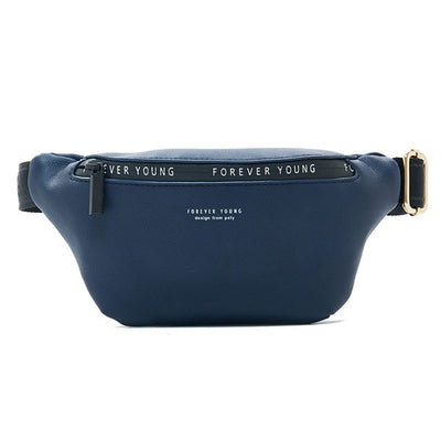 Women Fanny Pack - Navy