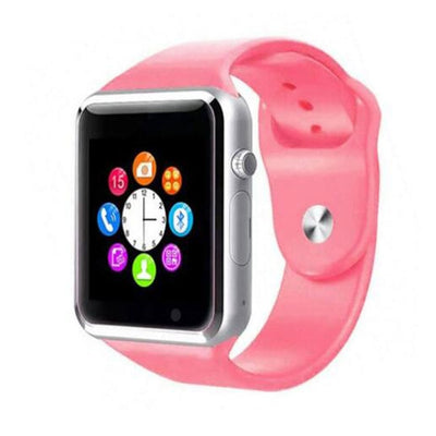 Kids Smart Phone Watch - Pink