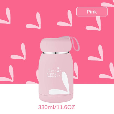 Thermos Flask - 330ML / Pink
