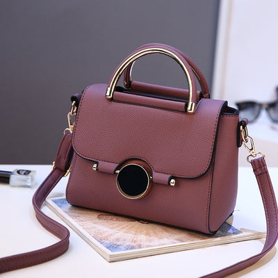 Shoulder Bag For women - Plum