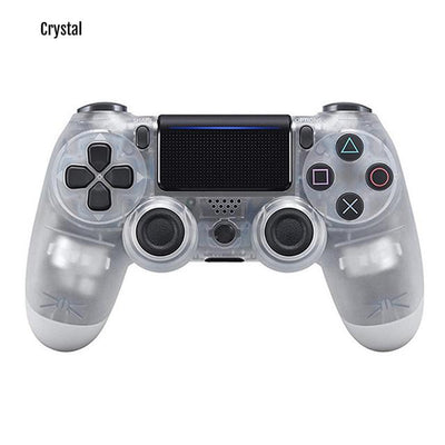 Wireless Game Controller - Transparent white