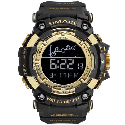Mens Watches - Black Gold